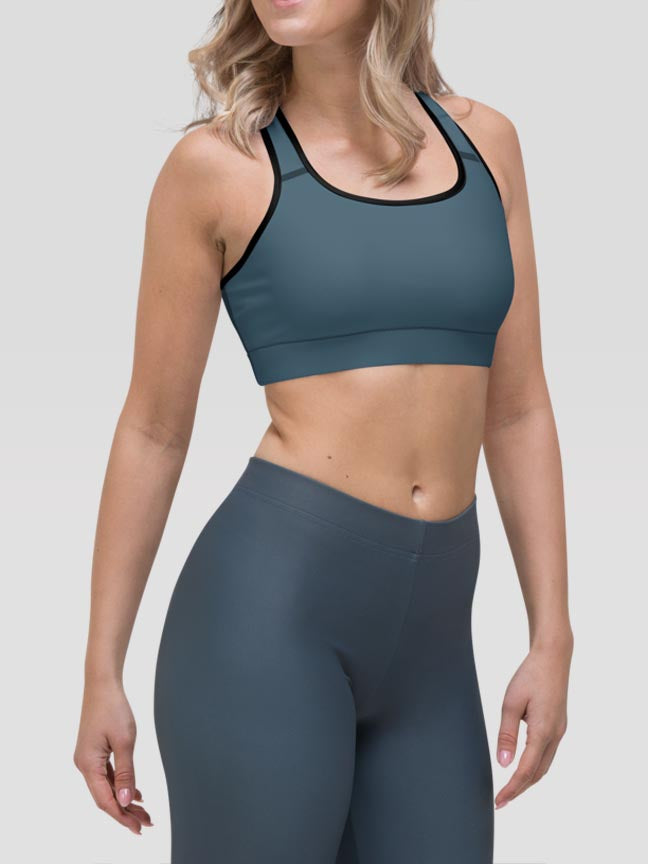 Stone Clash Sports Bra