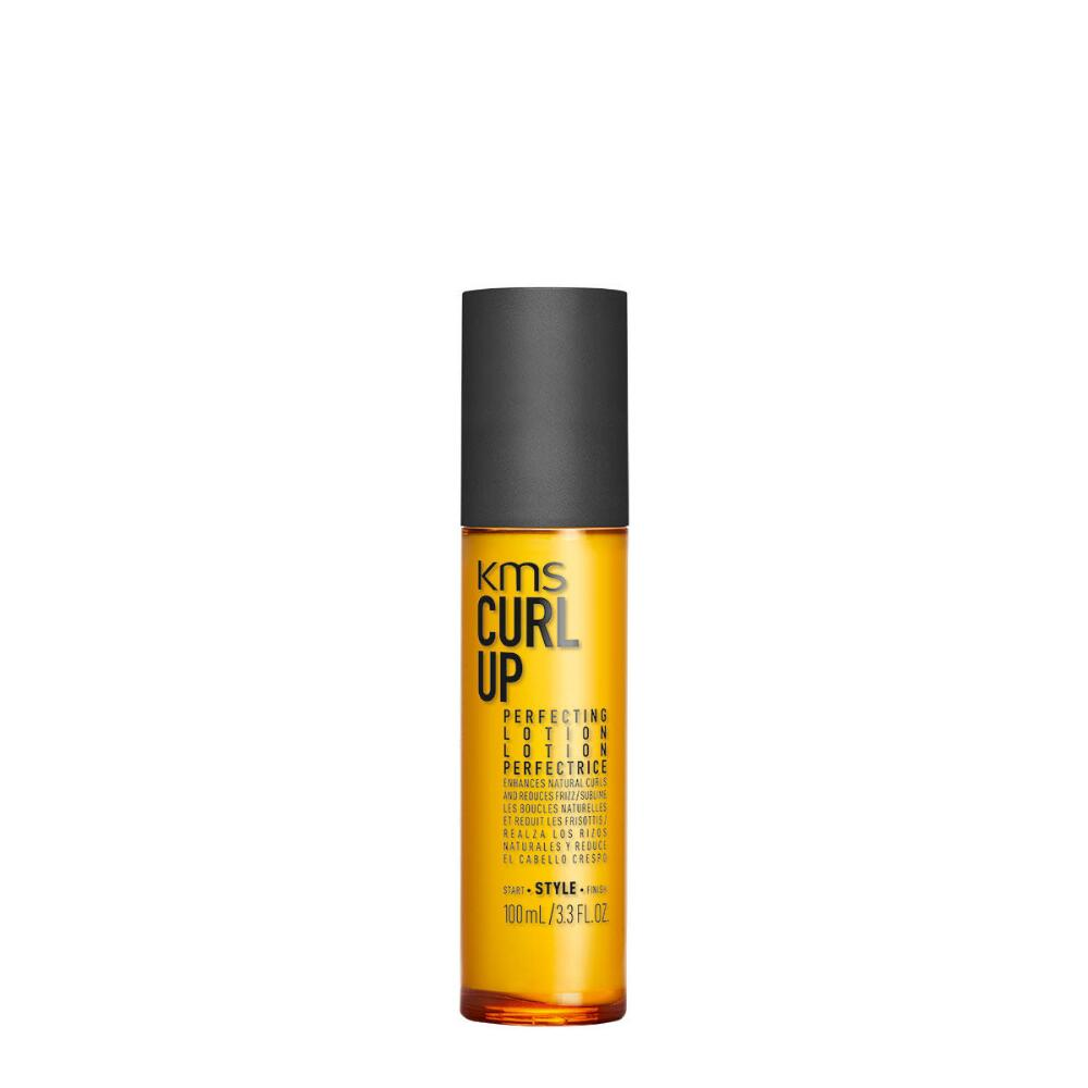 KMS Curl Up Curl Perfecting Lotion - The Color Studio & Salon