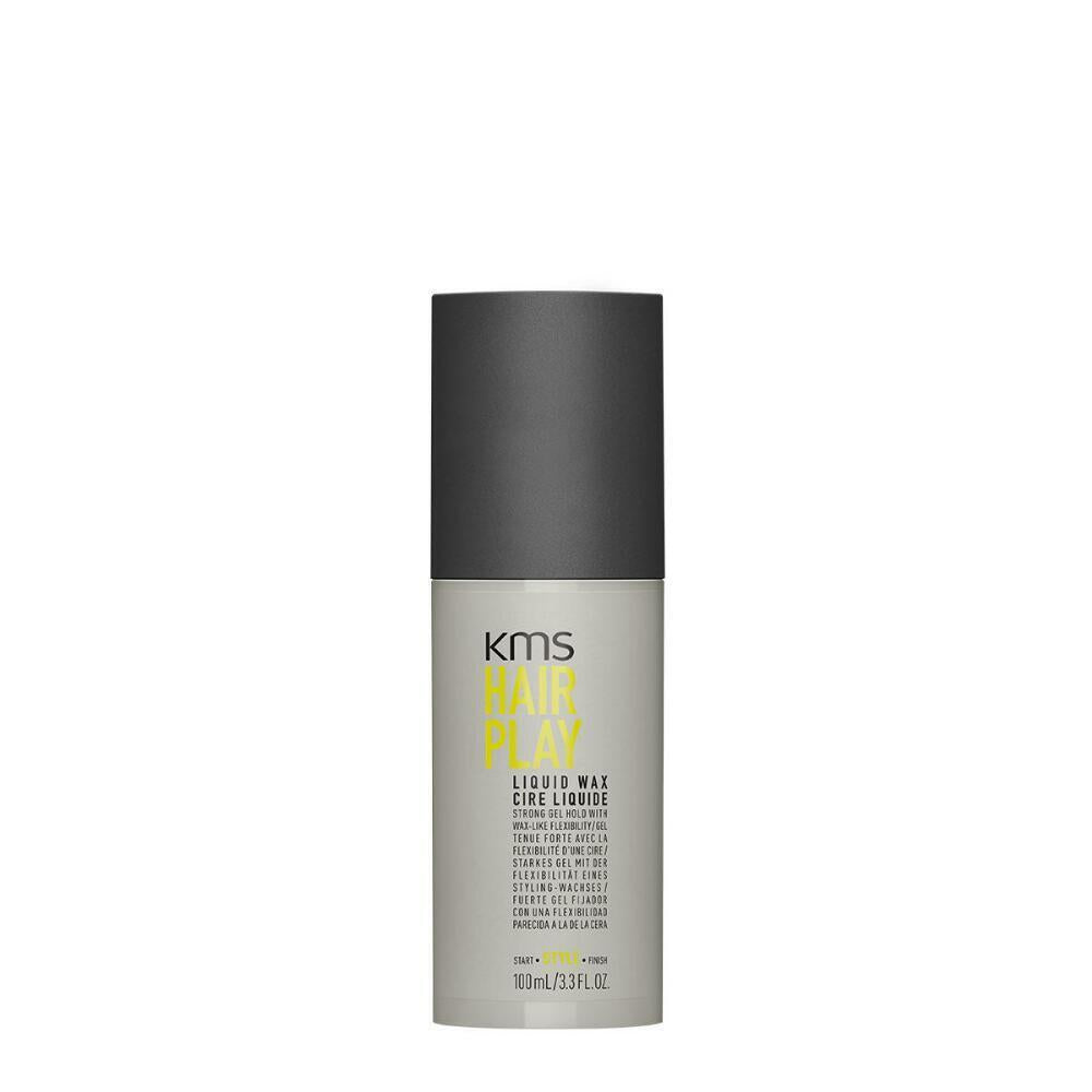 KMS Hair Play Liquid Wax - The Color Studio & Salon