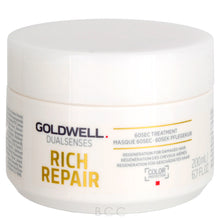 Load image into Gallery viewer, Dualsenses Rich Repair 60sec Treatment - The Color Studio & Salon