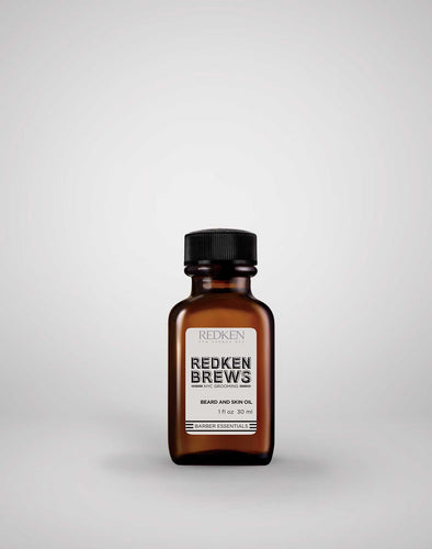 REDKEN BREWS BEARD OIL - The Color Studio & Salon
