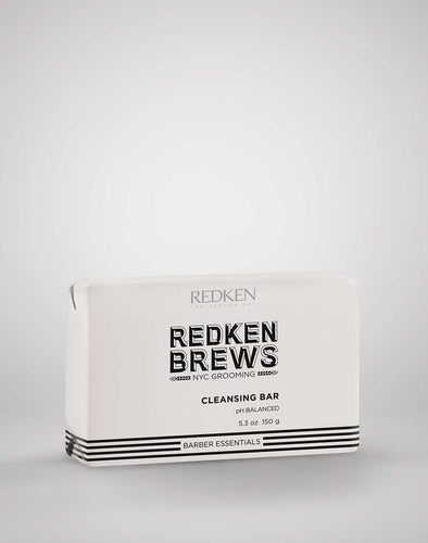 REDKEN BREWS CLEANSING BAR - The Color Studio & Salon