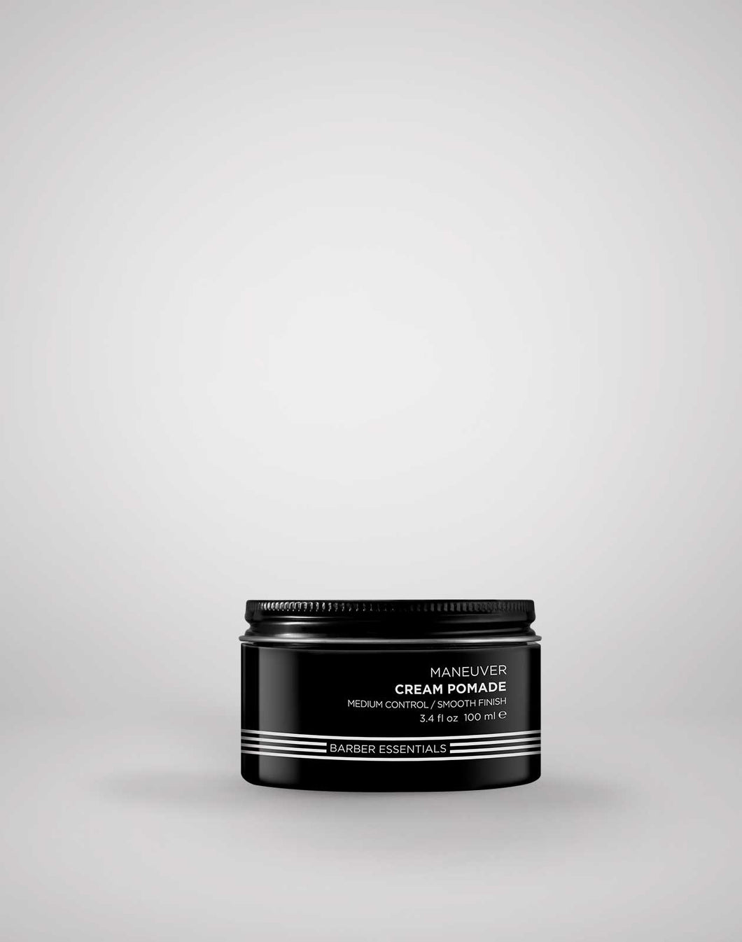 REDKEN BREWS CREAM POMADE - MANEUVER - The Color Studio & Salon