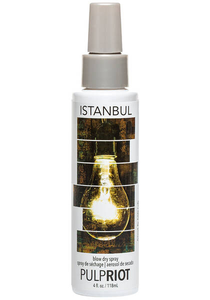 Istanbul Blow Dry Spray by Pulp Riot - The Color Studio & Salon