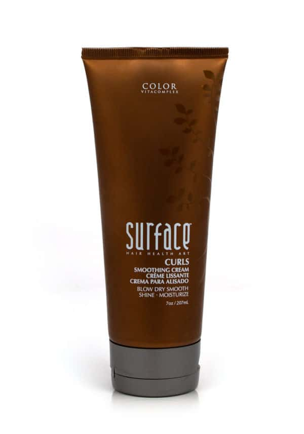 CURLS SMOOTHING CREAM by Surface - The Color Studio & Salon