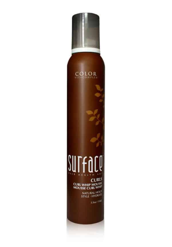 CURLS WHIP MOUSSE by Surface - The Color Studio & Salon