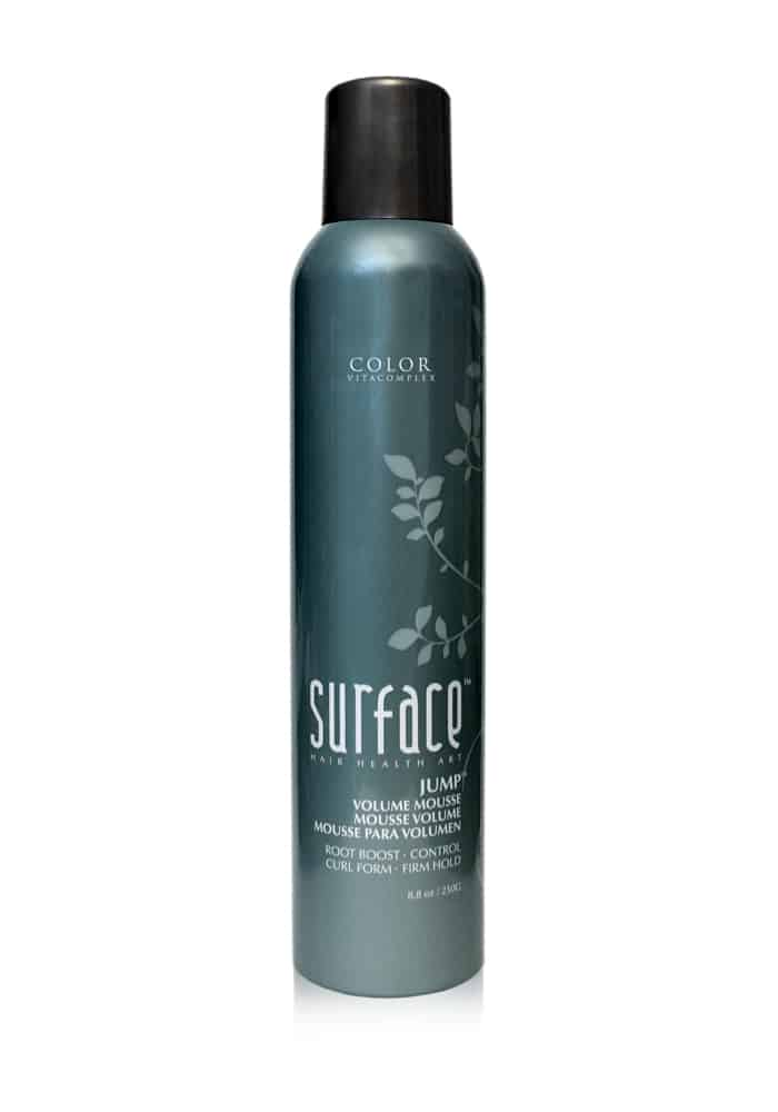 JUMP VOLUME MOUSSE by Surface - The Color Studio & Salon