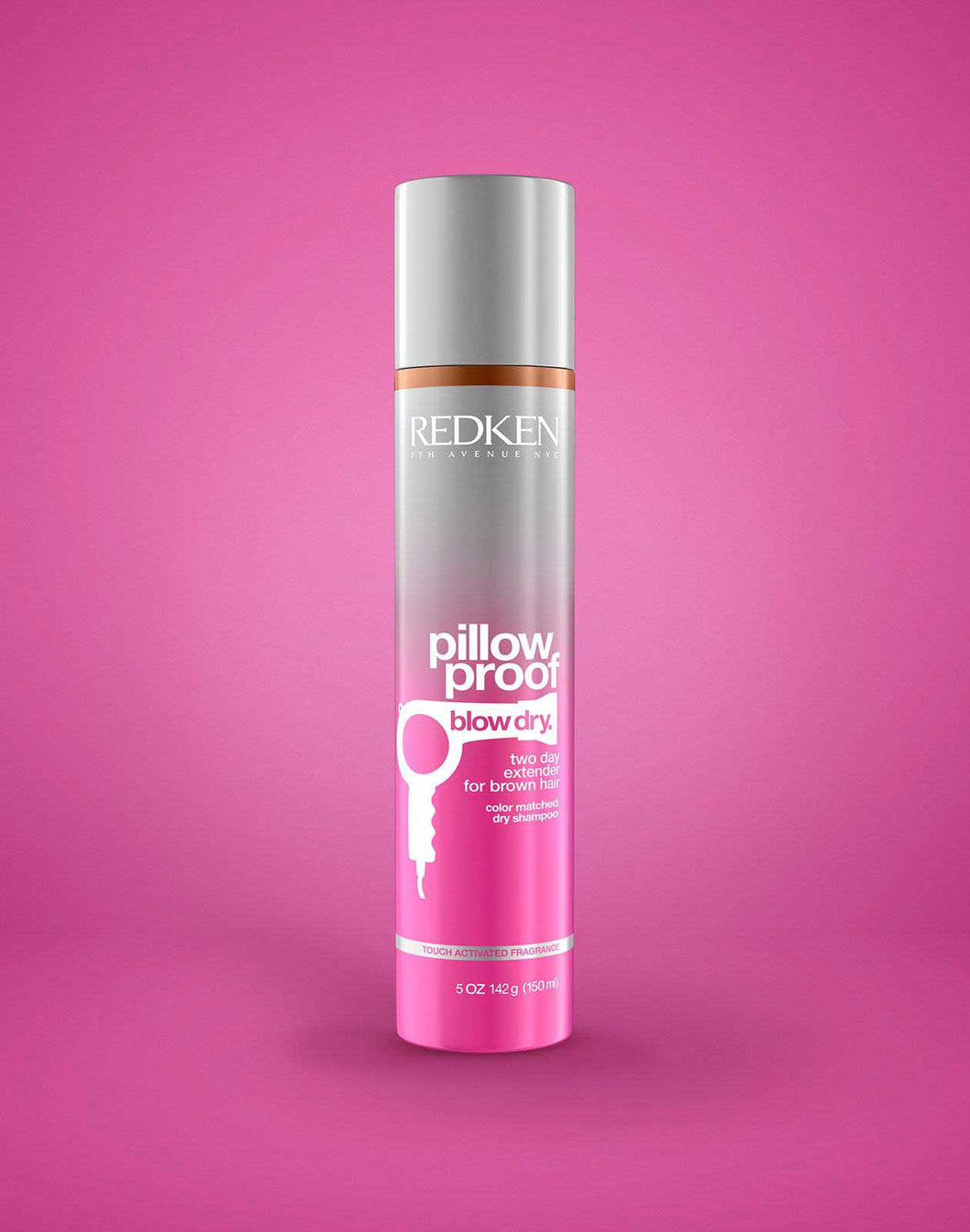 PILLOW PROOF TWO DAY EXTENDER DRY SHAMPOO FOR BROWN HAIR - The Color Studio & Salon