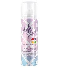 Load image into Gallery viewer, STYLE + PROTECT WIND-TOSSED TEXTURE FINISHING SPRAY by Pureology - The Color Studio & Salon