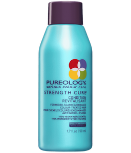 STRENGTH CURE CONDITION by Pureology - The Color Studio & Salon