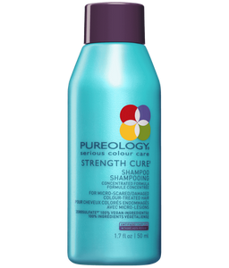 STRENGTH CURE SHAMPOO by Pureology - The Color Studio & Salon