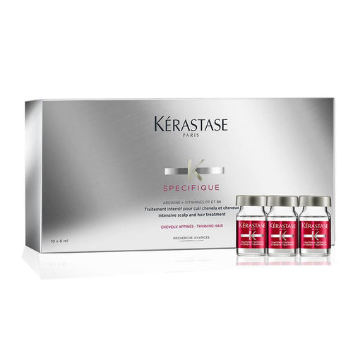 Intensive Scalp & Thinning Hair Treatment by Kerastase - The Color Studio & Salon