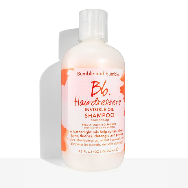 Hairdresser's Invisible Oil Shampoo by Bumble & Bumble - The Color Studio & Salon