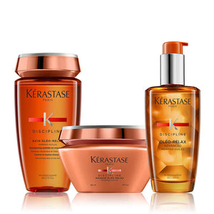 Oleo-Relax Hair Set by Kerastase - The Color Studio & Salon