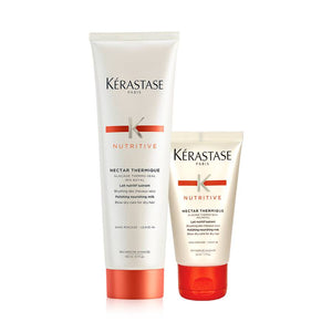 Nectar Thermique Blow Dry Primer Duo Set by Kerastase - The Color Studio & Salon