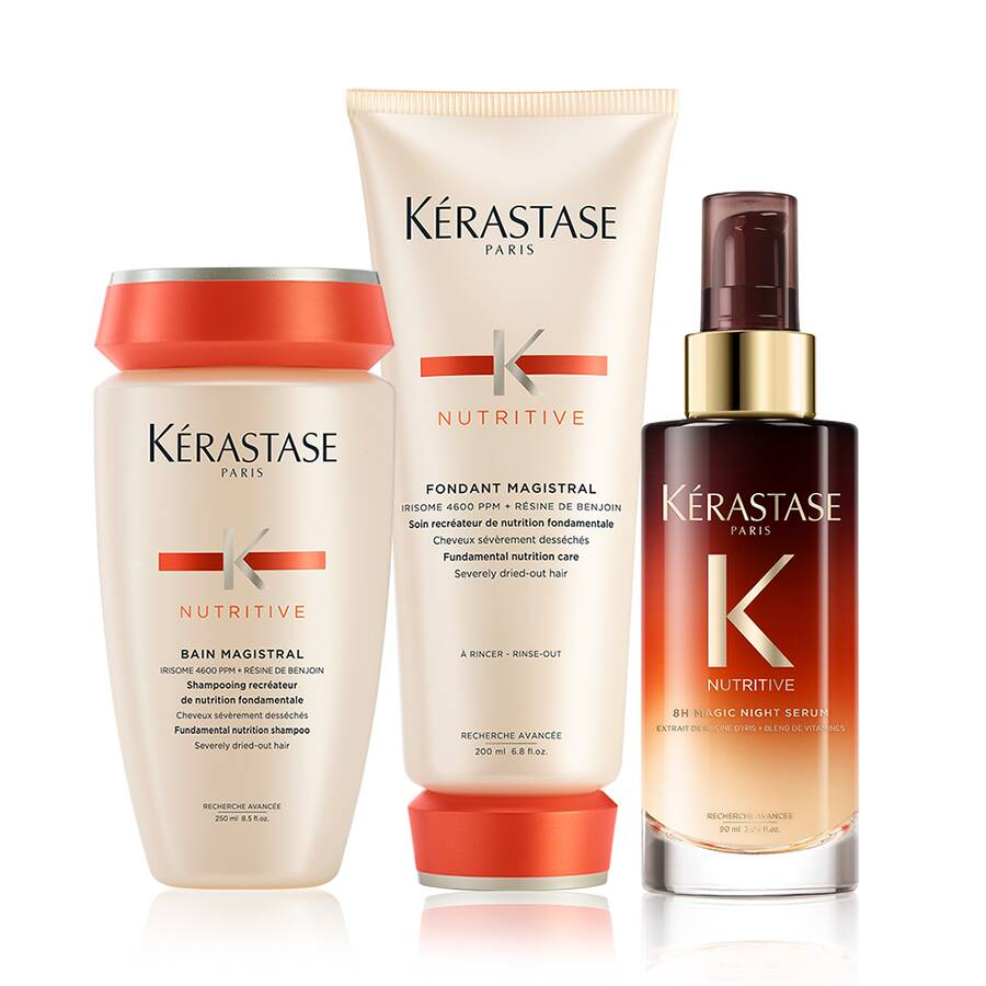 Nutritive Severely Dry Hair Care Set by Kerastase - The Color Studio & Salon