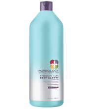 Load image into Gallery viewer, STRENGTH CURE BEST BLONDE CONDITION by Pureology - The Color Studio & Salon