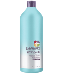 STRENGTH CURE BEST BLONDE CONDITION by Pureology - The Color Studio & Salon