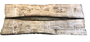 "Silver Maple Live Edge Slab Bookmatch Set SS-210028 101""L x 41""W x 2""H"