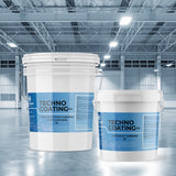 TECHNO COATING – HIGH PERFORMANCE EPOXY FLOORING SYSTEM