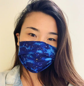 Starry Night Face Mask