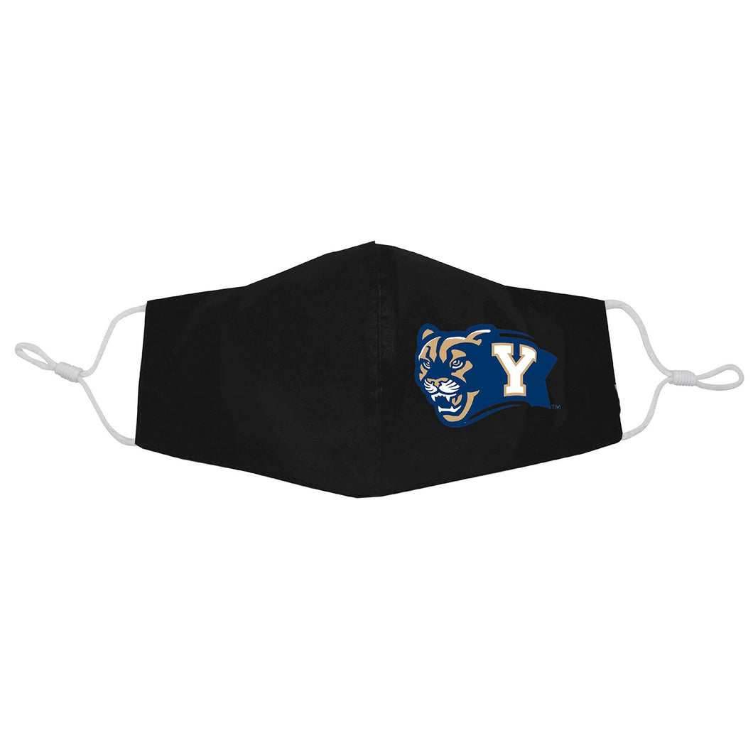 Brigham Young University Face Mask with Filter