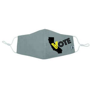 California VOTE Mask