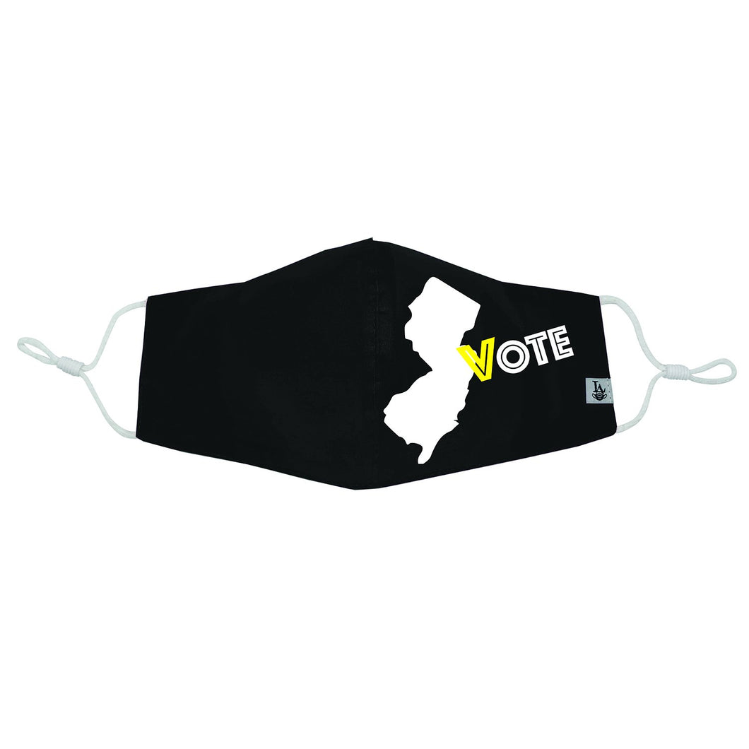 New Jersey VOTE Mask