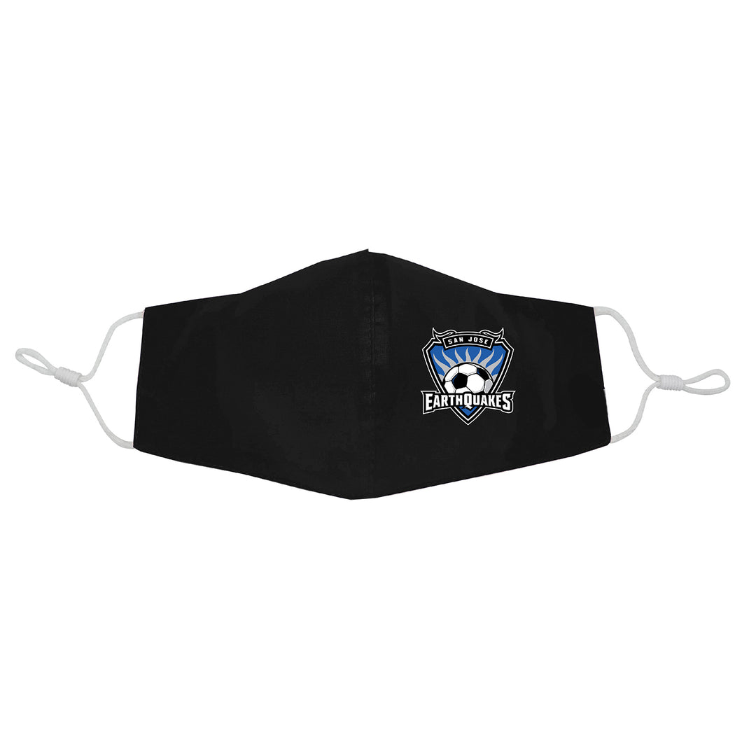 San Jose Earthquakes Face Mask with Filter