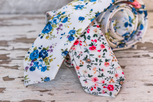 Are Floral Ties In Style?