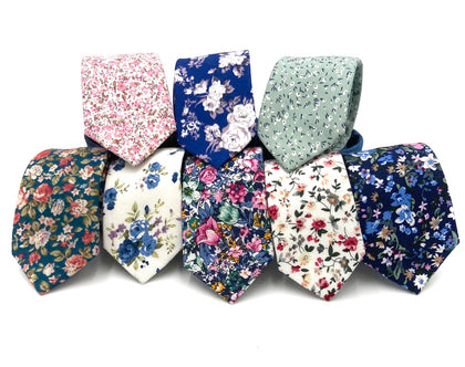 Hand Crafted Ties