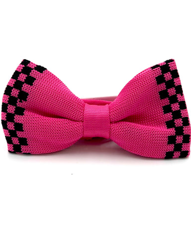 Checkered Pink