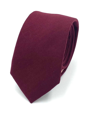 Sangria Wedding Tie