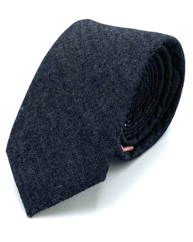 Charcoal Wedding Tie