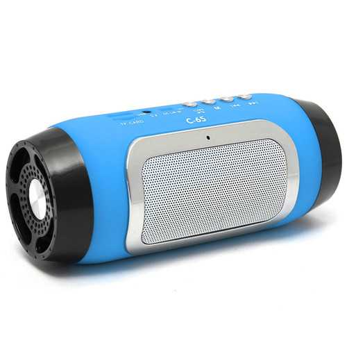 Portable Mini Wireless Stereo bluetooth Speaker For iPhone Tablet PC-Bluetooth Speakers-SJI Shop