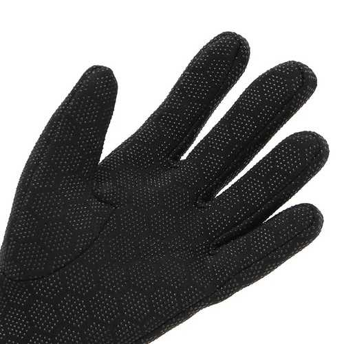 1.5mm Full Finger Neoprene Diving Scuba Fishing Gloves Unisex Textured Palms Gloves-Fishing-SJI Shop