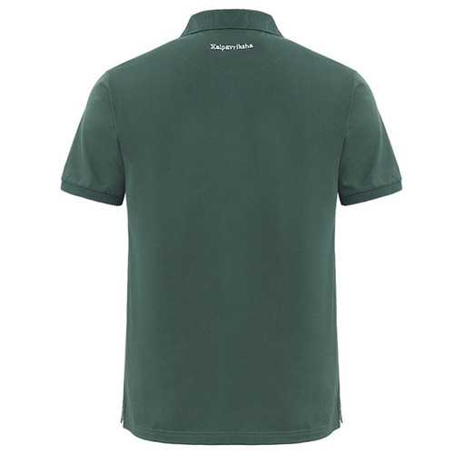 Mens Summer Plus Size Pure Color Golf Shirt-Men's Clothing-SJI Shop