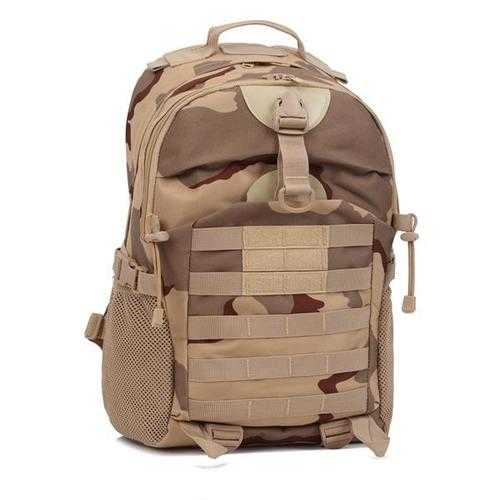 FAITH PRO 35L Men's Tactical Camping Hiking Backpack Camouflage Waterproof Mountaineering Bags-Sports & Outdoor-SJI Shop