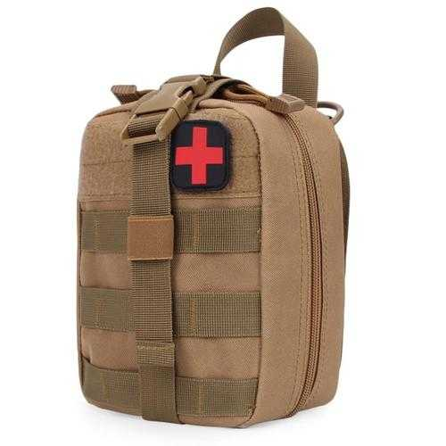FAITH PRO Hunting Molle Pouch Bag Tactical Camouflage Medical Climbing-Sports & Outdoor-SJI Shop