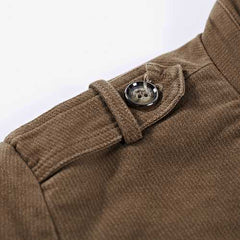 Winter Casual Mid Long Slim Fit Pockets-Men Outwear-SJI Shop