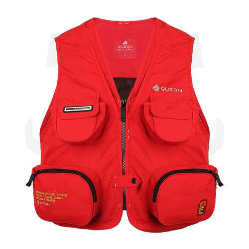 L-XXXL IPX4 Waterproof Fishing Vest Outdoor Safety Life Jacket Boat Drifting Survival Vest-Fishing-SJI Shop