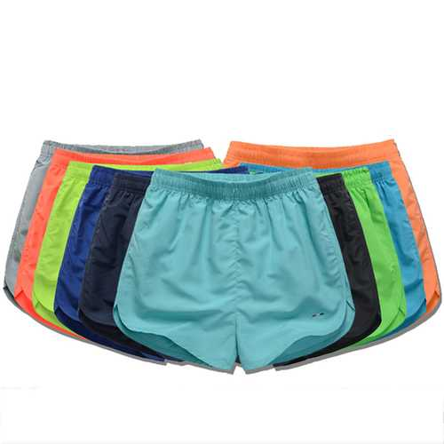 9 Colors Lovers Casual Sports Summer Home Beach Board Shorts-Men Beachwear-SJI Shop