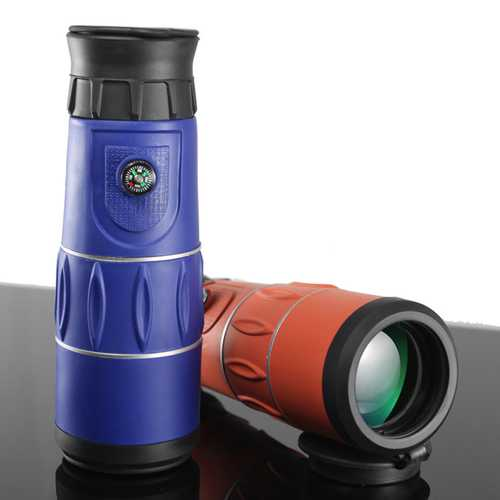 26x52 HD BAK4 Monocular Night Vision Telescope Outdoor Camping Travel Clear Zoom Optical Telescope-Sports & Outdoor-SJI Shop