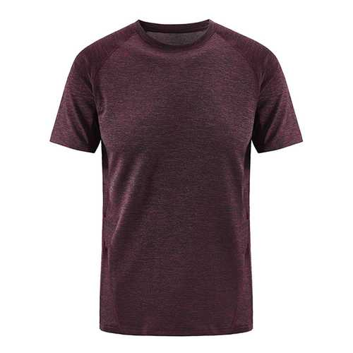 Quick-drying Breathable Outdoor Short Sleeved T-shirts-Men's Clothing-SJI Shop