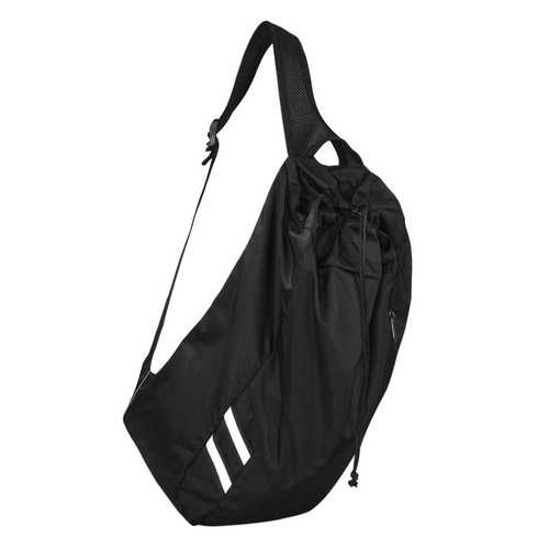 S-5298 Waterproof Bag Backpack Scratch-resistant With Reflective Tape Portable Drawstring Hiking Bag-Sports & Outdoor-SJI Shop