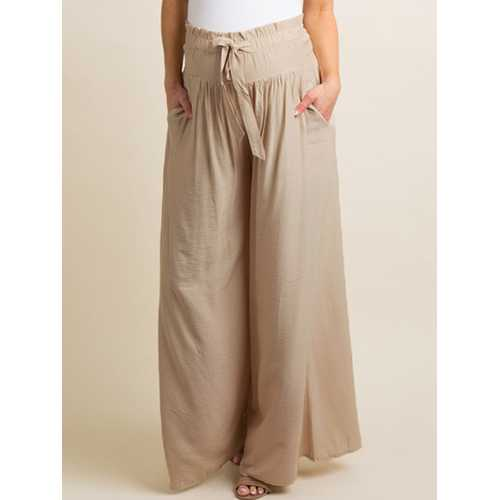 Women High Waist Wide Leg Long Loose Yoga Pant-Women Bottoms-SJI Shop