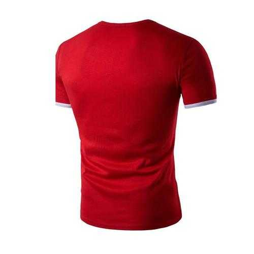 Men's Casual Breathable Bottoming Tops-Men's Clothing-SJI Shop