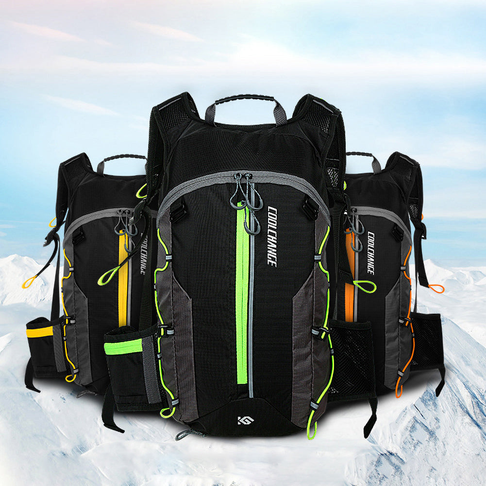 10L MTB Bicycle Cycling Backpack Hydration Pack Hiking Camping Water Bladder Bag-Bicycle Accessories & Decoration-SJI Shop
