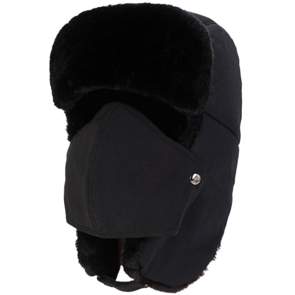 Winter Unisex Balaclava Beanie Cap Face Mask Neck Warmer Windproof Earflap Hat-Hats-SJI Shop