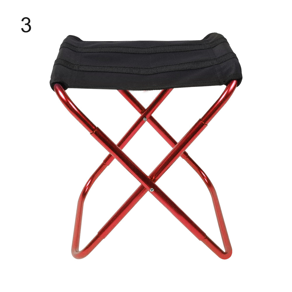 Portable Ultra-light Folding Camping Fishing Chair Outdoor Picnic Beach Stool-Other Fishing Accessories-SJI Shop